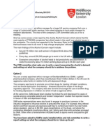 MGT 3110 Coursework Assessment 2 - DXB- 2012-13