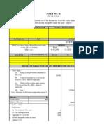 Copy of Form 16 & 16A