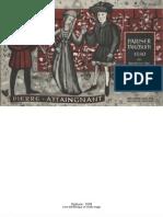 6113557 Tanzbuch 1530 Heft 1 Pierre Attaingnant
