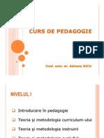 Pedagogie 1 Curs 4 Dimensiunile Educatiei