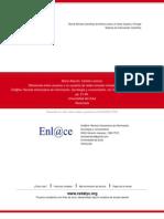 Diferencias Entre Usuarios y No Usuarios de Redes Sociales Virtuales en La Web 2.0