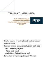 Trauma Tumpul Mata Kul 2012