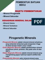 Petrografi-4 2013