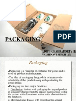 Packaging Fgf PPT