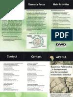 Flyer Apedia