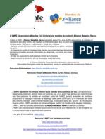Amfe - (Association maladies foie enfants) Membre Alliance Maladies Rares
