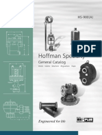 HS-900A Hoffman Steam Aplication Manual