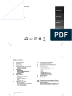 LG Lac2800r user manual