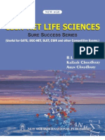 book for CSIR Net Life Science