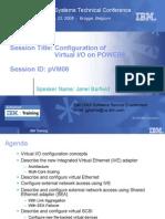 pVM06 Configuration of Virtual IO on POWER6