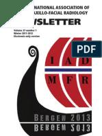 IADMFR Newsletter 37n1