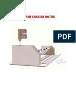 Crash Barrier Gates