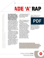 oxford brookes rap guide Topic 8: an analysis and (rap) quality review and feedback of each section they are all acca qualified and registered oxford brookes university mentors.