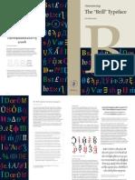 Brill Typeface 2011 1