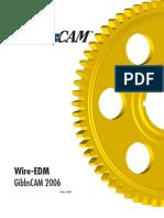 Wireedm Manual