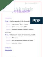 65e4d44218baf289185fc9b8b030f677 La Mesure de La Performance Des PME