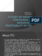 A Study of Brand Positioning in enhancing profitability.pptx