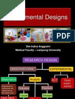 Experimental Design 210211