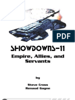 Babylon 5 Wars - Showdowns 11