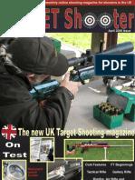 Target Shooter April