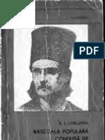 Rascoala Lui Tudor Vladimirescu