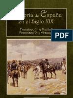Historia Siglo XIX, Pi y Margall Tomo II