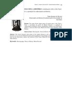 Considerações sobre o livro Vigiar e Punir de Michel Foucault (Tiago Kramer)
