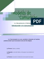 Modelos de Comunicacion