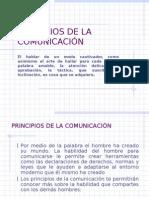 Principios de La Comunicacion