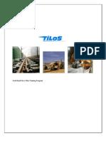 Work Book for a Tilos Training Program