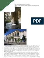 La Primera Universidad Argentina