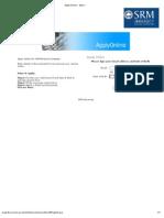 Srm Application dsk fvu xz[cviuz ckmae[wrif asm