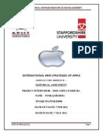 human resource management of apple inc apple inc macintosh final ihrm assignment final ihrm assignment hr