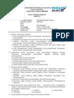 Soal Teori Kejuruan Akuntansi Paket a 2008 2009