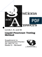Question and Answer for PT