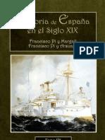 Historia Siglo XIX, Pi y Margall Tomo VII