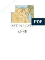 Chapter 3.1 Art in Egypt