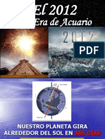 El 2012 y La Era de Acuario