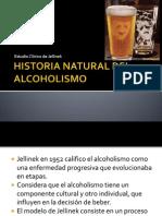 Historia Natural Del Alcoholismo