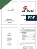 Manual Maquina de solda  TRR 3410S MNR