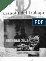 66591727 Estudio Del Trabajo Ingenieria de Metodos y Medicion Del Trabajo Roberto Garcia Criollo
