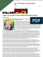 Cristina Corradi_ Panzieri, Tronti, Negri_ le diverse eredità dell'operaismo italiano