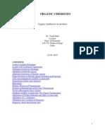 Revised+Organic+Synthesis+via+Enolates