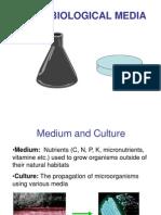 Microbiological Media Part 1