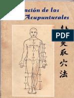 Zhang Jun - Localizacion de Los Puntos Acupunturales