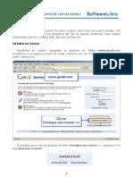 Creación de un correo electrónico en Gmail