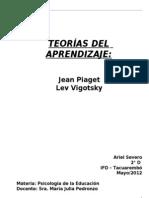 Piaget y Vigotsky