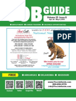 The Job Guide Volume 25 Issue 8