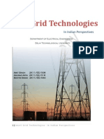 Smart Grid in Indian Perspectives
