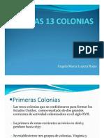 Unidad 1 Las 13 Colonias - Ángela María Lopera Rojas